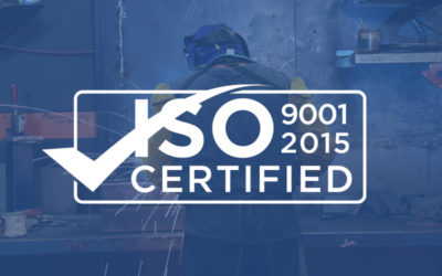 CMP's Vaughan Facility Receives ISO 9001:2015 Certification